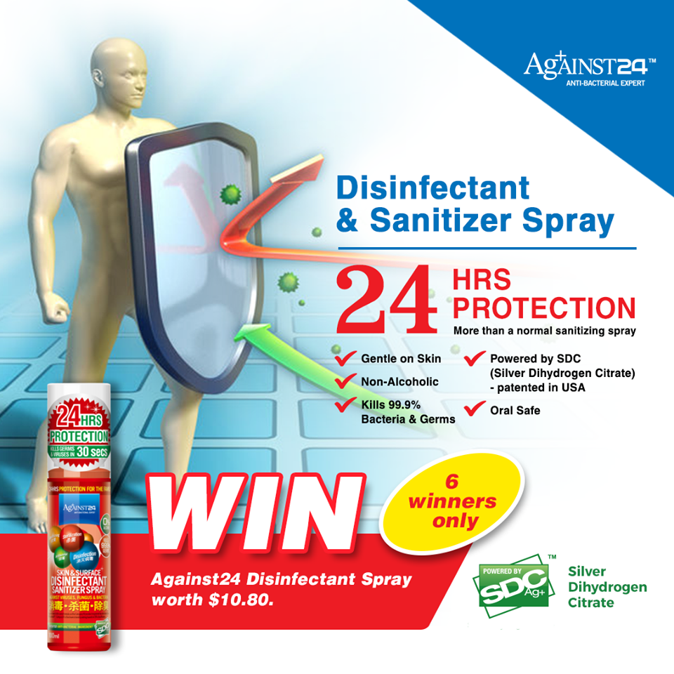 Win Against24 Disinfectant