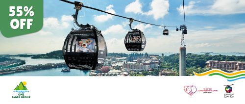 Faber_Singapore Cable Car