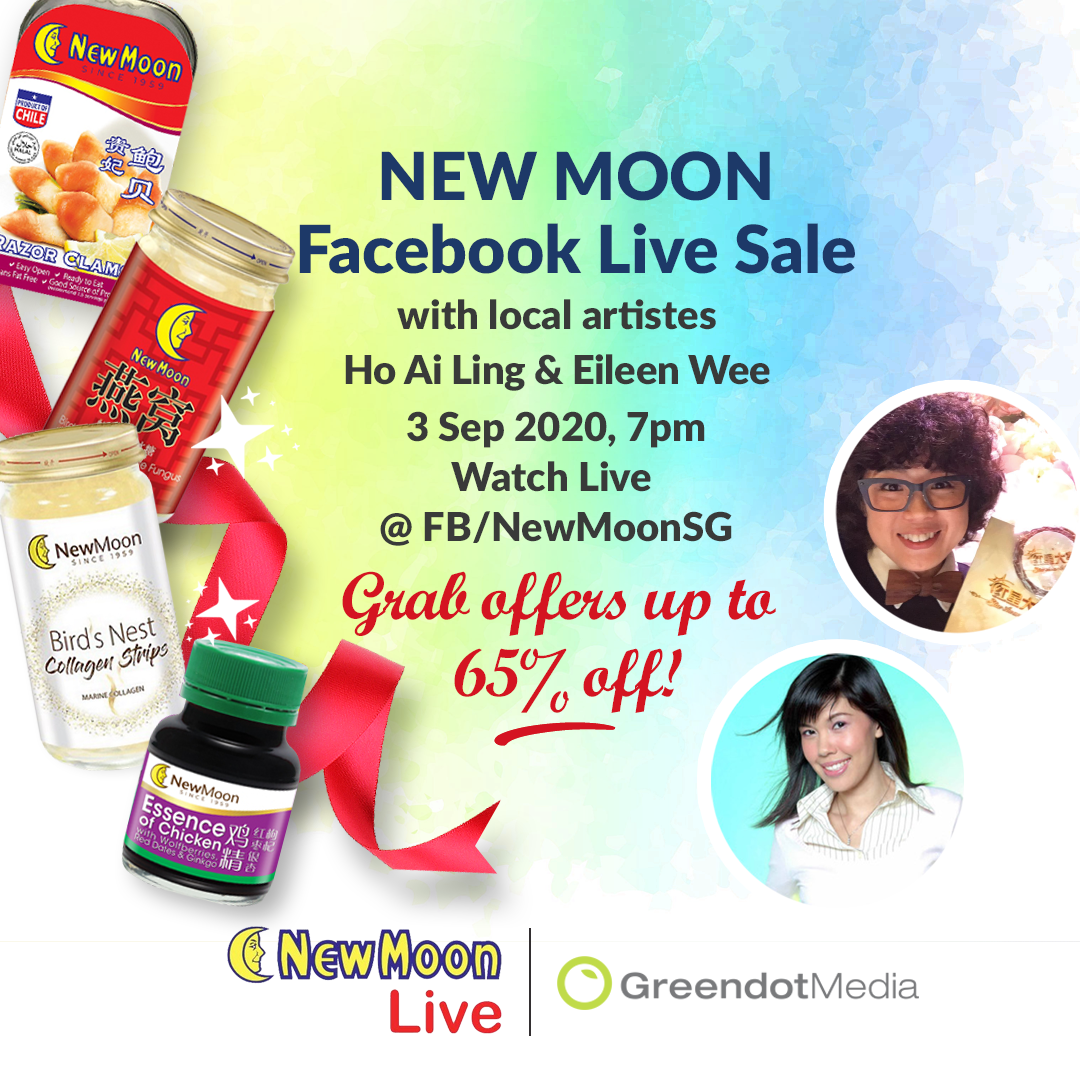 NewMoonLiveSteaming